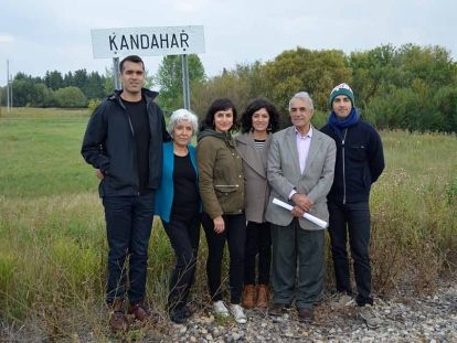 "The documentary ""A Kandahar Away"" follows an Afghan Canadian family's journey to Kandahar, Saskatchewan."