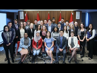 The Prime Minister's Youth Council Is Recruiting New Members