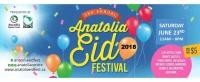 The Anatolia Eid Festival is looking for bazaar vendors.