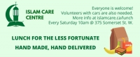 Volunteer with Islam Care Centre