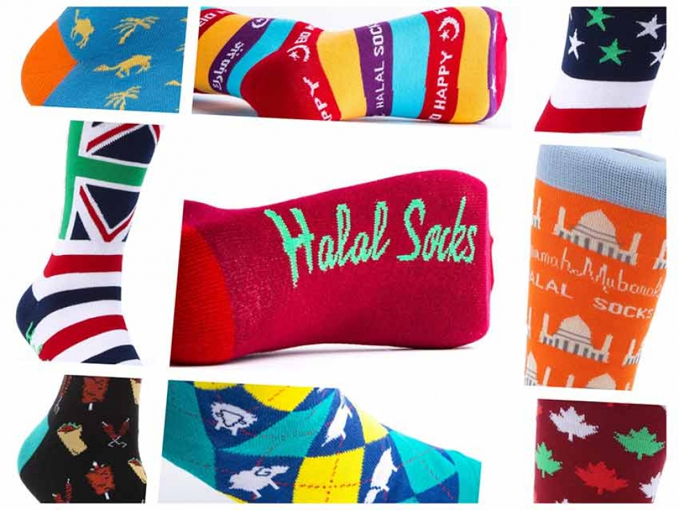 Halal Socks: A Unique Muslim Canadian Brand