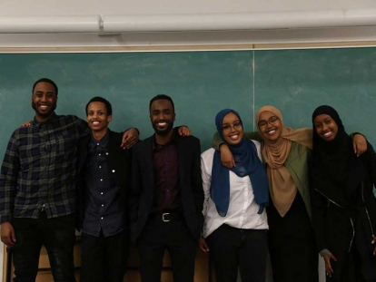 Members of Ottawa's Somali Aid Campaign