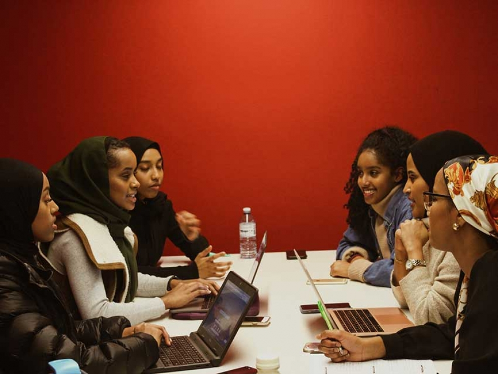 Project Up supports young Black Muslim women in Kitchener-Waterloo.