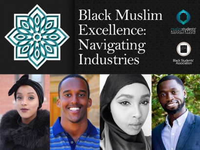 What Is Your Muslim Organization Doing For Black History Month?