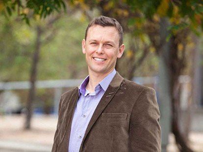 Australian academic Dr. Scott Flower is currently studying conversion to Islam in Canada.