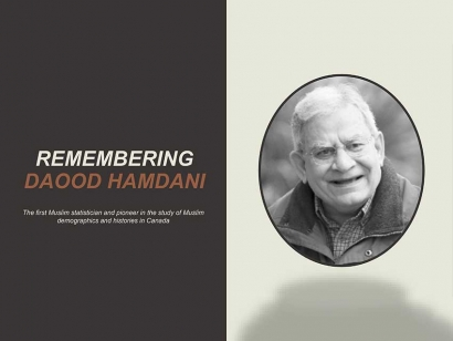 Remembering Canadian Muslim Historian the Late Dr. Daood Hamdani
