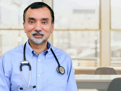 Dr. Sohail Gandhi is the past President of the Ontario Medical Association