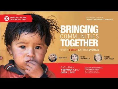 Human Concern International Organizes Fundraiser for Indigenous Communities This Saturday