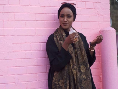 """Are you for real?"" Somali Canadian journalist Eman Idil Bare is not impressed by this outrage about MAX Gala. Neither am I.."