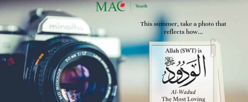 Muslim Association of Canada (MAC) National Youth Photography Contest