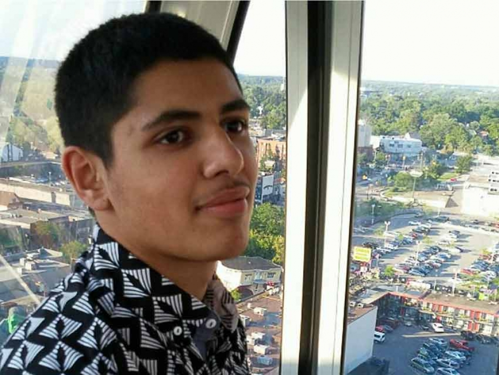 Iraqi Canadian Yosif Al Hasnawi was a medical sciences student at Brock University.
