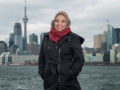 Muslim Link interviewed CityNews Toronto reporter Ginella Massa about life after making history as the first hijab-wearing woman to anchor mainstream news in North America
