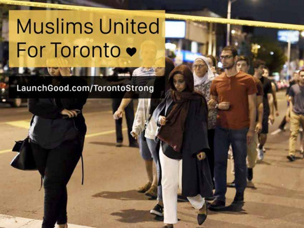 Muslim Canadian charities Dawanet and Islamic Relief Canada have launched a crowdfunding campaign on LaunchGood.com to raise funds for the shooting victims and their families.