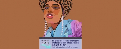 Join the Rivers of Hope Workshop Facilitator Team to Challenge Racism and Islamophobia in Schools in the GTA and Hamilton