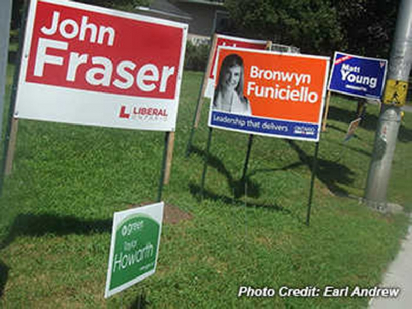 The Muslim Vote and the Ottawa-South by-election