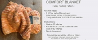 Knit a Comfort Blanket for Patients at Bruyere Care St. Vincent Hospital in Ottawa