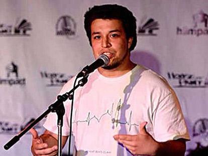 Ali Islam at Capital Slam