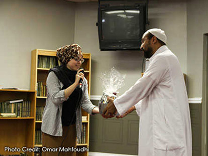 Faith in Words: Poetry at the Mosque