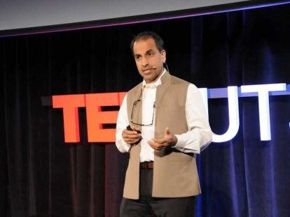 In 2013, Tayyab Rashid was a speaker at TEDxUTSC (University of Toronto Scarborough Campus) in Toronto, Ontario.