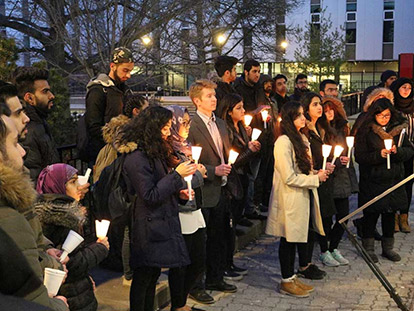Ottawa Students Organize Vigil for Victims of Lahore Attack