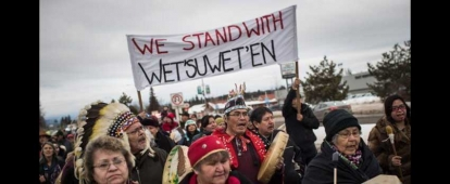 Sign Letter with Canadian Muslims Standing with the Wet'suwet'en Nation