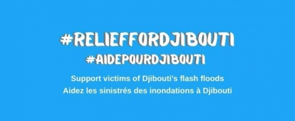 Support Victims of Djibouti's Flash Floods
