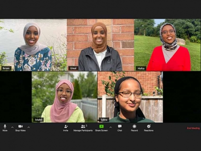 The Black Muslimah Experience, Activism, and K-Pop: Stories from The Abwaan Chronicles Podcast