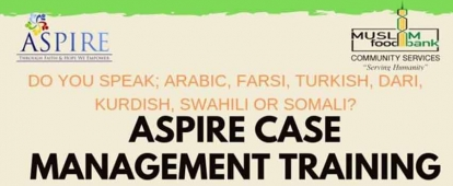 Volunteer to Help Newcomers Settle with the Aspire Caseworker Program (Somali Speakers Urgently Needed)