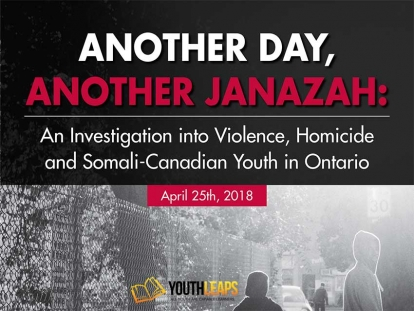 Young Somali Canadian researchers launch report on homicides in their communities