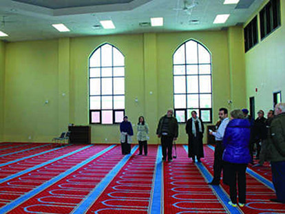 Bilal Mosque leading the way for Muslim LEEDership