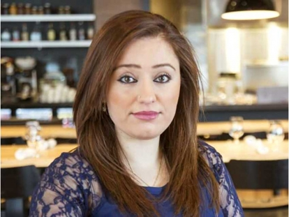Yazidi-Canadian Nafiya Naso has spearheaded initiatives to sponsor Yazidi refugees to Canada.
