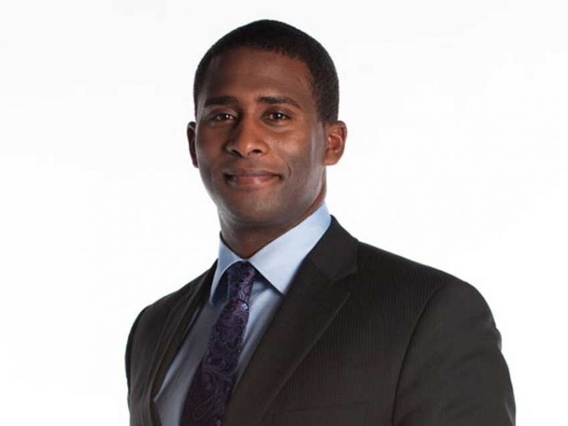 One on one with CBC's Adrian Harewood