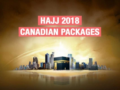 Hajj 2018 Canadian Travel Packages