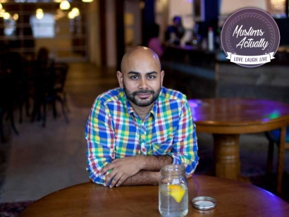 Interview with Adil Dhalla, the Director of Culture at the Centre for Social Innovation in Toronto.