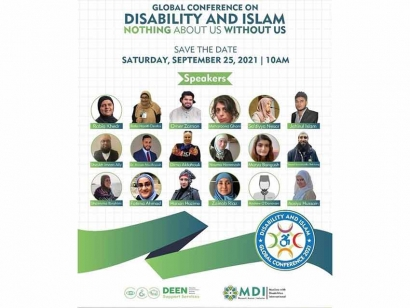 DEEN Support Services Hosts its 2nd Annual Global Conference on Disability and Islam: 'Nothing About Us, Without Us'