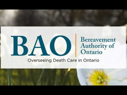 Bereavement Authority of Ontario Recommendations on Conducting Muslim Funeral Services During the COVID-19 Crisis