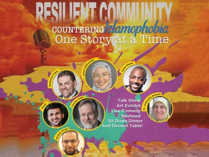 Learn about Countering Islamophobia with Creativity at Dawanet's Annual Gala on December 1 in Mississauga