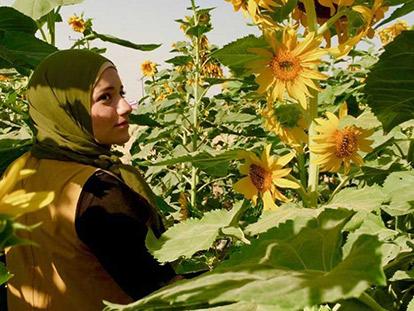 Nasim Asgari in Iran