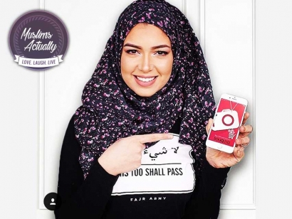 Interview with Nour Kaiss Soliman, one of Canada's top hijab bloggers