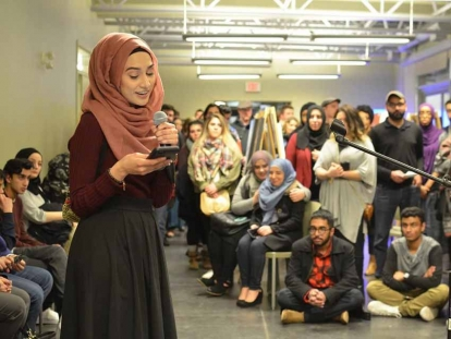 Nurturing a Muslim Art Movement in Alberta