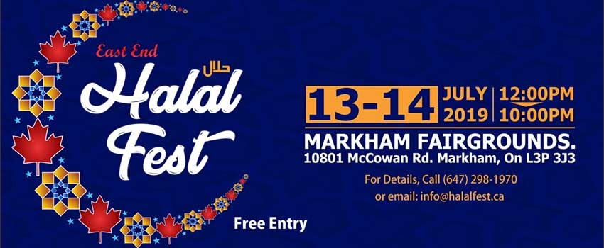 Become a Sponsor for the East End Halal Fest 2019