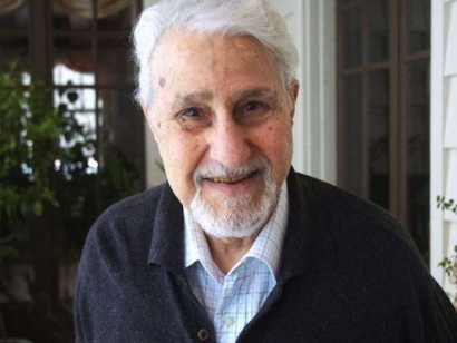 Today We Lost the Father of the Canadian Council of Muslim Women (CCMW) Dr. Ahmet Fuad Sahin