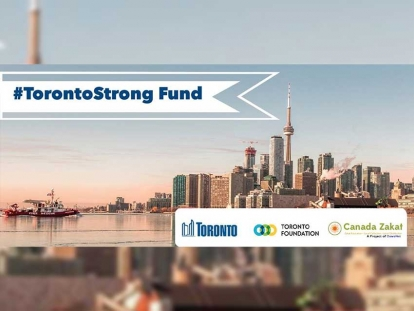 Islamic Relief Canada and Canada Zakat are raising funds for the victims of the horrific Toronto van attack that took place on April 23 at Yonge and Finch.