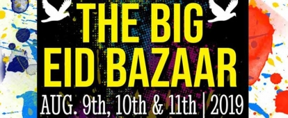 Vendors Wanted at The Big Eid Bazaar and Jashan-e-Azadi at Swagat Banquet Hall