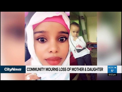 Amina Ibrahim Odowa, 33, and her daughter, Sofia Abdulkadir, 5, were passengers on the Nairobi-bound Ethiopian Airlines flight that crashed on Sunday, March 10, 2019.