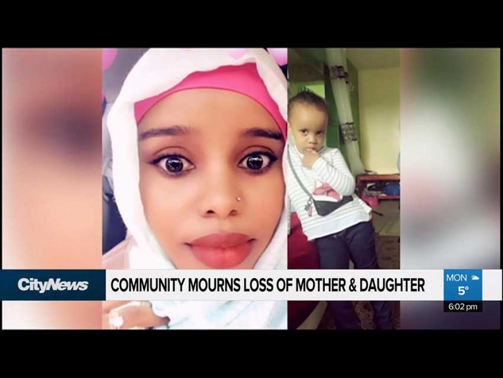 Amina Ibrahim Odowa, 33, and her daughter, Sofia Abdulkadir, 5, were passengers on the Nairobi-bound Ethiopian Airlines flight that crashed on Sunday, March 10, 2019.